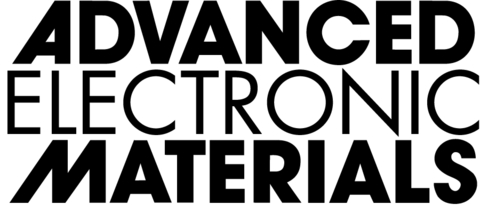 Advanced Electronic Materials logo